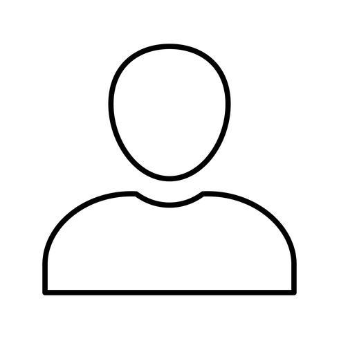 vector-profile-line-black-icon